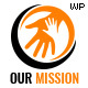 Our Mission - Charity WordPress Theme - ThemeForest Item for Sale