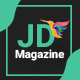 JD Magazine - Best Magazine Joomla Template