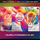 Colorful Flyers Bundle Vol. 60 - GraphicRiver Item for Sale