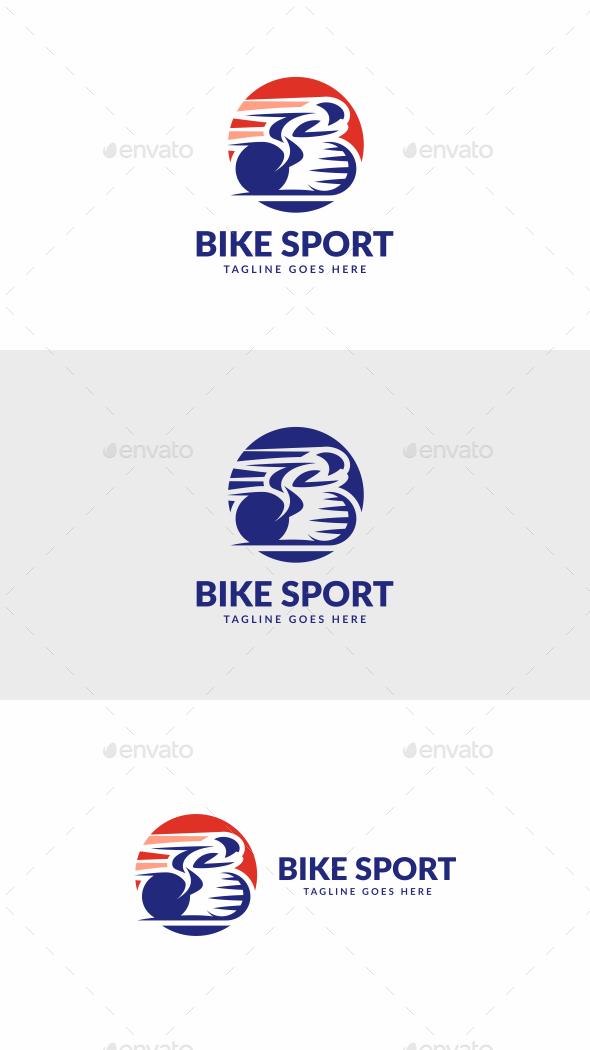 Bike Sport - Sports Logo Templates
