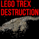Lego Trex Destruction - VideoHive Item for Sale