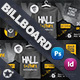 T-Shirt Billboard Templates - GraphicRiver Item for Sale