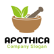 Apothica Logo V2 - GraphicRiver Item for Sale