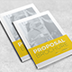 Stylish Proposal Brochure - GraphicRiver Item for Sale