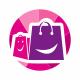 Smile Shop Bag