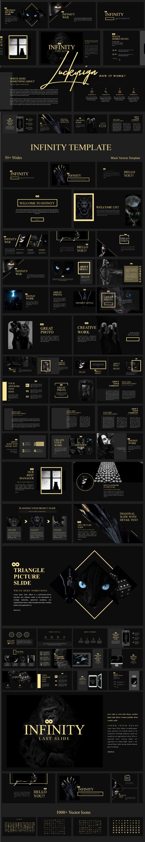 Infinity - Presentation Templates - Business PowerPoint Templates