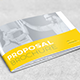 A5 Proposal Brochure - GraphicRiver Item for Sale