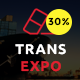 Transexpo - Logistics and Cargo Services WordPress Theme