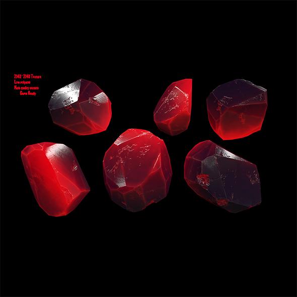 crystal 1 - 3DOcean Item for Sale