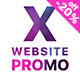 Website Promo X - VideoHive Item for Sale