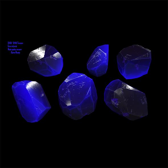 crystal 7 - 3DOcean Item for Sale