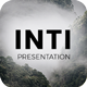 Inti Keynote Template - GraphicRiver Item for Sale
