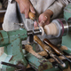 Wood Turning Lathe - PhotoDune Item for Sale