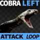 Cobra Left View Attack - VideoHive Item for Sale