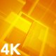 Orange Cubes Block Background 4K - VideoHive Item for Sale