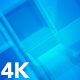 Blue Cubes Block Background 4K - VideoHive Item for Sale