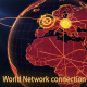 World Network Connection - VideoHive Item for Sale