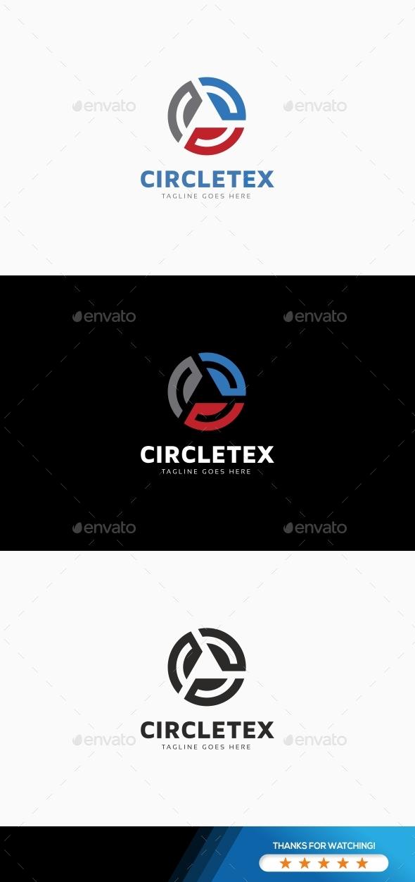 Circle Technology Logo - Symbols Logo Templates