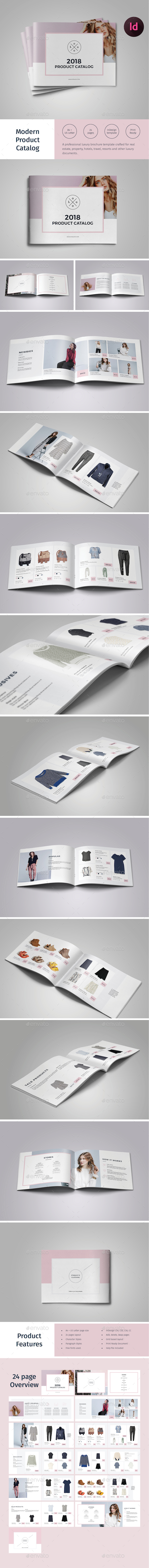 Modern Product Catalog - Catalogs Brochures