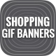 Animated GIF Banner Ads - Shopping Banners Ad - GraphicRiver Item for Sale