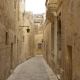 Walking Along the Medieval Streets of Old Mdina, Malta - VideoHive Item for Sale