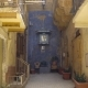 Walking Along the Medieval Streets of Valletta, Malta - VideoHive Item for Sale