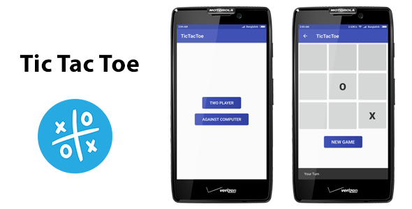 Tic Tac Toe Android Game with Admob - CodeCanyon Item for Sale