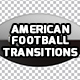 American Football Transitions - VideoHive Item for Sale