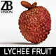 Lychee 006 - 3DOcean Item for Sale
