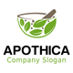 Apothica Logo - GraphicRiver Item for Sale