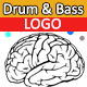 Drum and Bass Logo