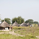 Village of grass huts in remote area of South Sudan. - PhotoDune Item for Sale