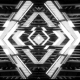 Black White Prism Background VJ Pack - VideoHive Item for Sale