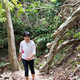 Asian woman hiking in jungle - PhotoDune Item for Sale