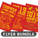 Chinese New Year Flyer & Poster Bundle