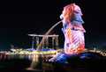 Colors of Merlion - PhotoDune Item for Sale