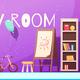 Boy Room Cartoon Illustration