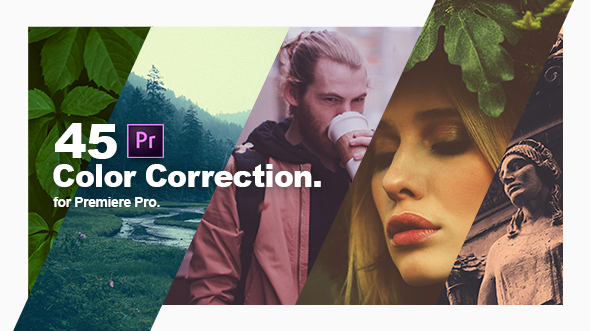 HOT - Color Correction & Color Grading Presets for Premiere Pro
