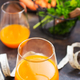 carrot juice and fresh carrot - PhotoDune Item for Sale