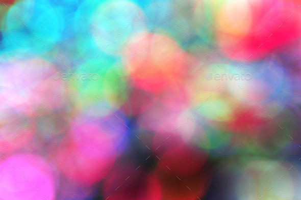 Colorful with blurry background - Stock Photo - Images