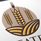 Wheat Diet Logo Template