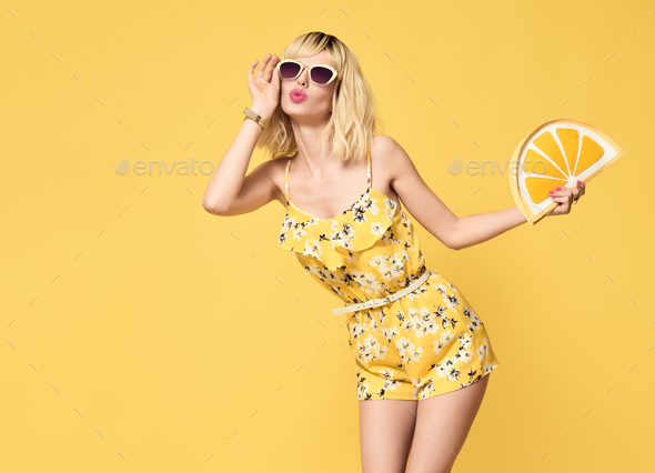 Blond - Stock Photo - Images