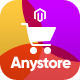 Anystore - Responsive  Magento 1 Theme - ThemeForest Item for Sale