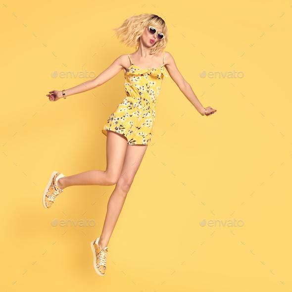 Having Fun - Stock Photo - Images