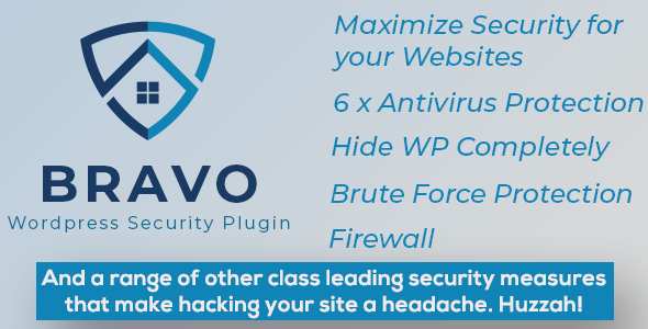 Bravo WordPress Security Plugin - Hide My WP, Stop Hacks! - CodeCanyon Item for Sale