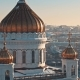 Russian Orthodox Cathedral in Moscow - VideoHive Item for Sale