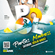 Pool Parties Madness - GraphicRiver Item for Sale