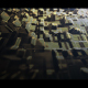 Abstract Gold Wireframe VJ - VideoHive Item for Sale