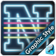 Neon Illustrator Graphic Style - GraphicRiver Item for Sale