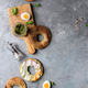 Bagels with cream cheese - PhotoDune Item for Sale